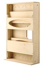 стола для фрезера и лобзика в сложенном состоянии